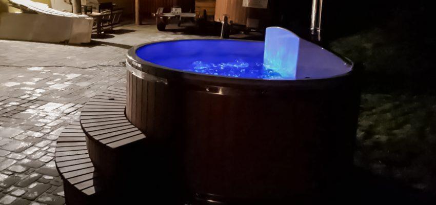 Советы по использованию бани-купели в зимний период